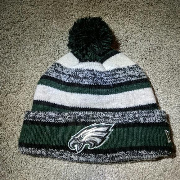 cf11e7e338 Philadelphia Eagles Sideline Winter Hat. M 5b9483bac9bf50ed64312a53